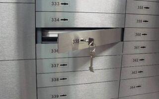 Сколько стоит аренда банковской ячейки в Сбербанке и условия