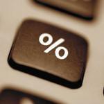 Кнопка процентов