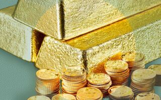 Как правильно вложить деньги в золото в Сбербанке под проценты