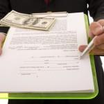 Документы и деньги